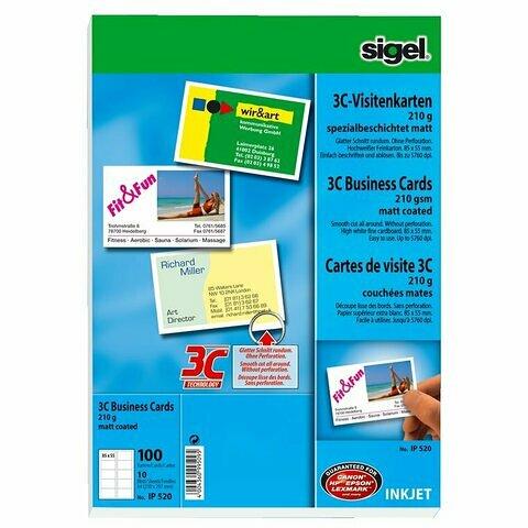 Visitenkarten In 3c Technologie Edelkarton Beids Online